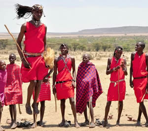 Cultural tours in Africa